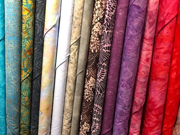 Quilters! Find Fabrics to Spark Your Imagination