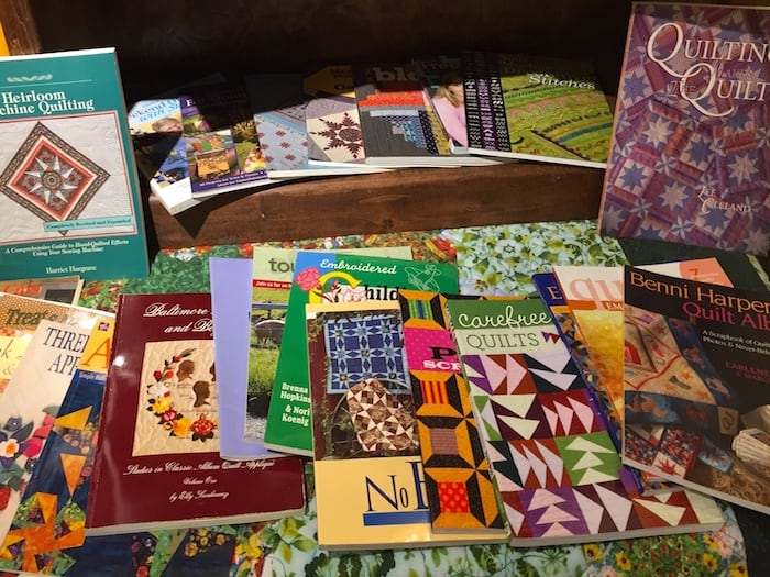 Browse Our Large Collection of Quilting Books For Sale