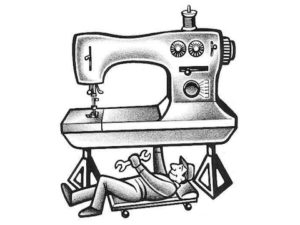 Keep Your Sewing Machine Humming