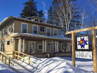 Visit Dark Star Fabrics in Phillips, Maine