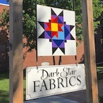 Map and Directions to Dark Star Fabrics