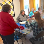 Take a Quilting Class at Dark Star Fabrics