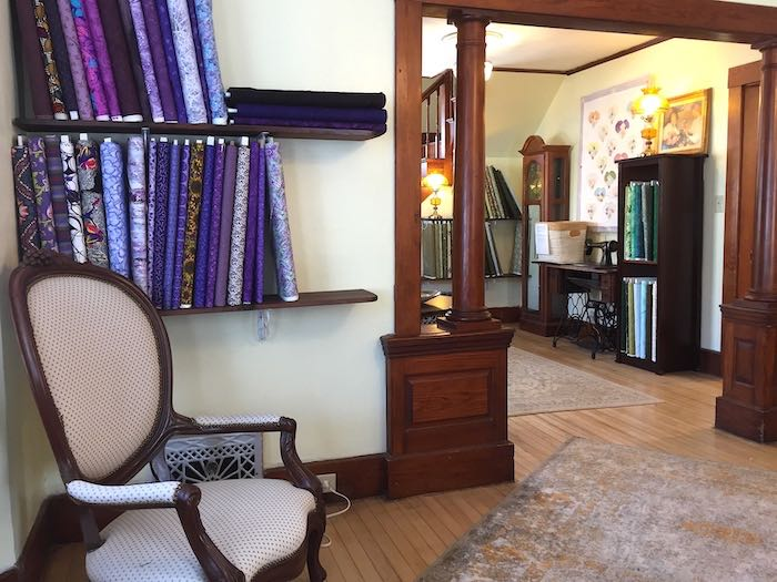 Inside Dark Star Fabrics