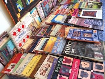 Quilting Books for Sale at Dark Star Fabrics
