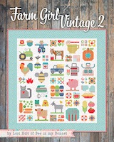 Farm Girl Vintage 2 Book Cover