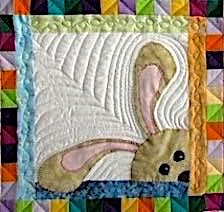 Sample Free Motion Quilting Design