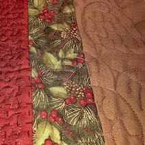 Sample Computer Guided Long Arm Quilting Design