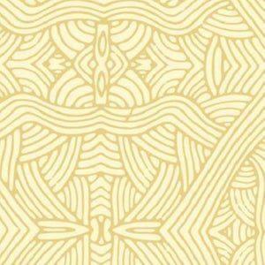 Untitled Neutral, Authentic Aboriginal Fabric