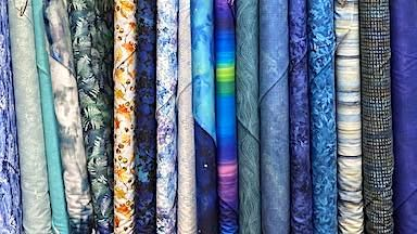 Quilting Fabric at Dark Star Fabrics