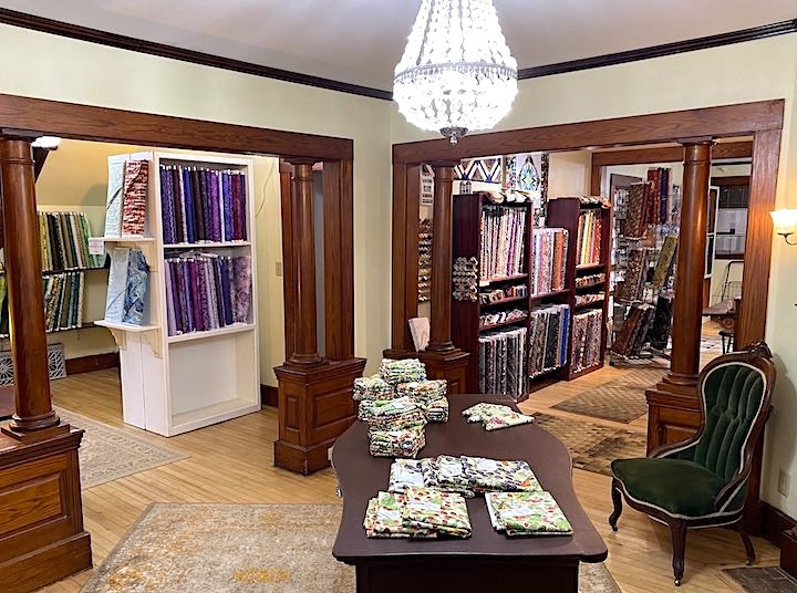Dark Star Fabrics' Retail Store