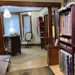 Inside the Dark Star Fabrics Retail Store